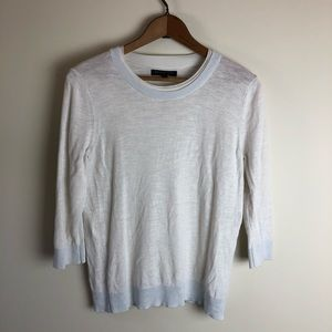 Banana Republic Factory Two Tone Sweater